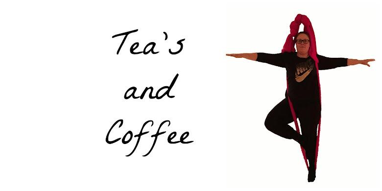 Tea's and Coffee