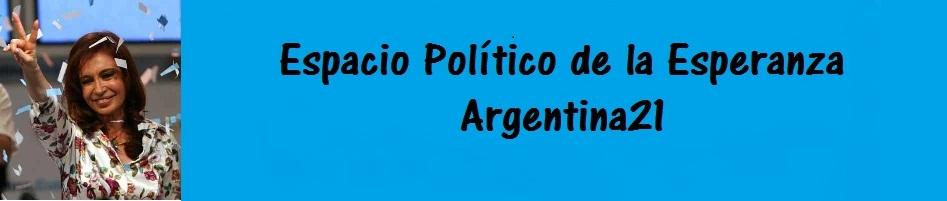 Espacio Político de la Esperanza ARGENTINA21