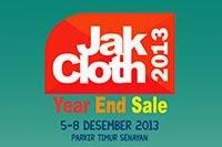 Event JakCloth Expo Dibuka di Parkir Timur Senayan