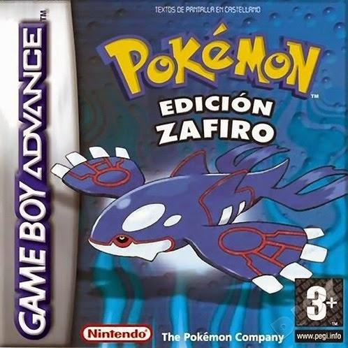 1742 - Pokemon - Edicion Zafiro F2C88931 ROM DOWNLOAD