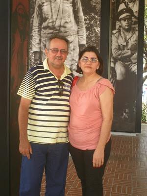 Francisco Borges de Araújo e Maria Inês Lopes de Araújo
