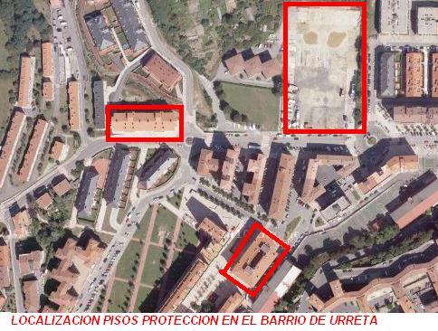 Viviendas de protecci n oficial galdakao galdakao barrio de urreta galdacano - Casas de proteccion oficial ...