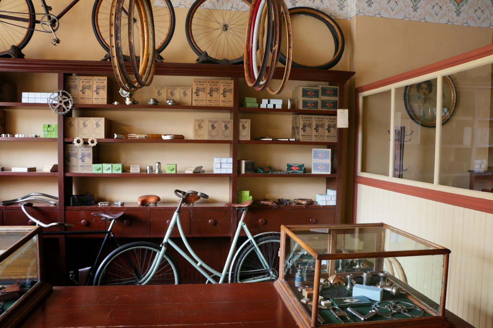 велосипедный магазин братьев райт