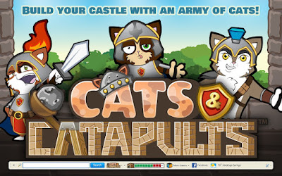 Game Gratis Cats and Catapults