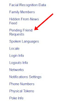 How to see pending friend request in facebook timeline may-2013