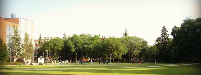 Ultimate Frisbee @ UAlberta