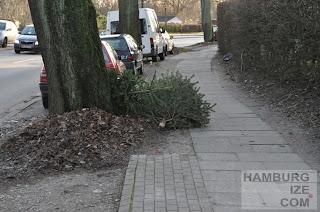 Maienweg - Radwegwinterdeko