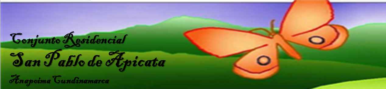 Conjunto Residencial San Pablo de Apicata