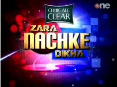 Sanaya Irani in Zara Nachke Dikha