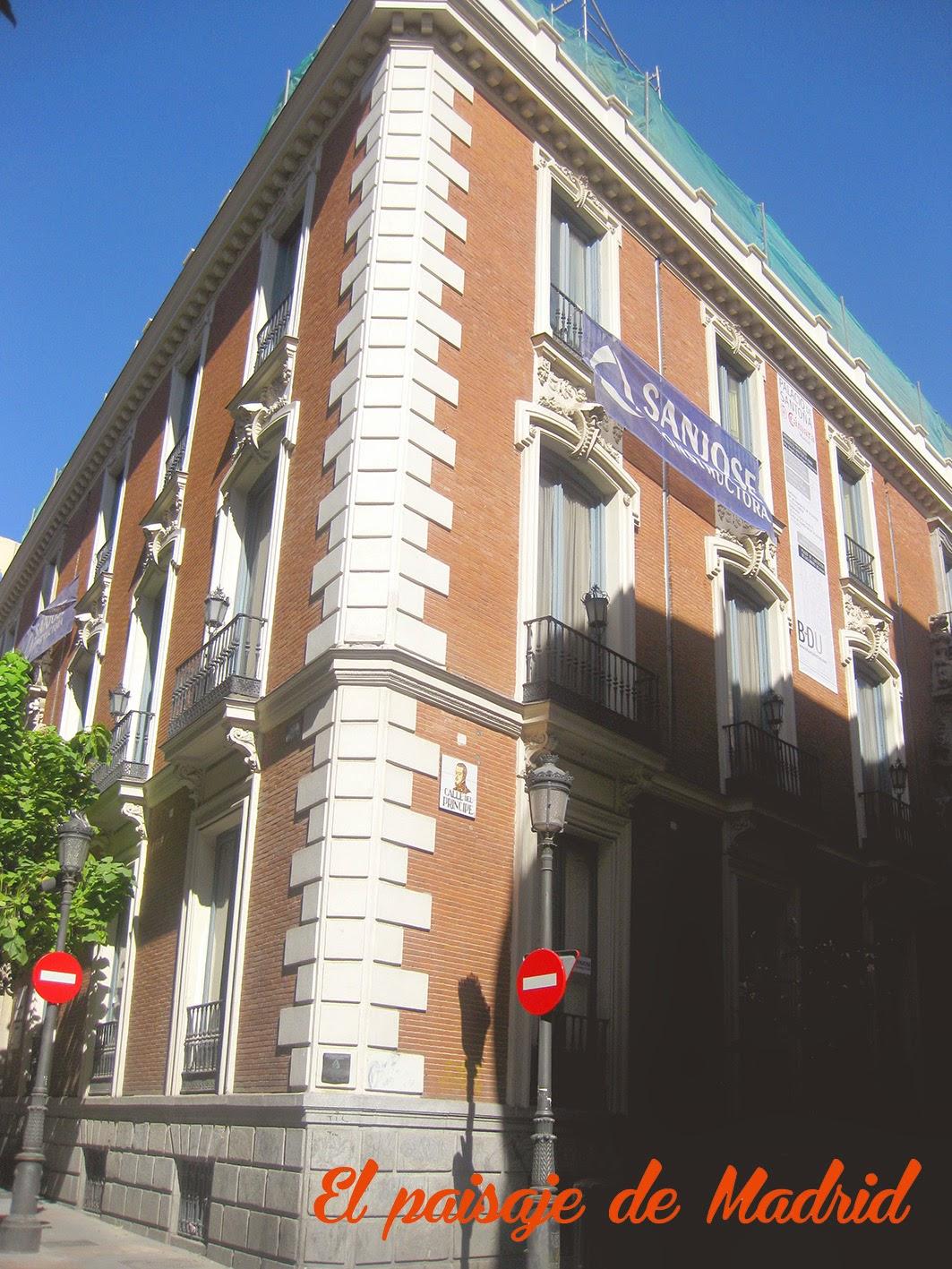 El Madrid de Pedro de Ribera