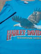 Vintage Harley Davidson Soaring High JESSUP,MD.