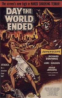 Retro Sci-Fi Weekend: 'Day the World Ended'
