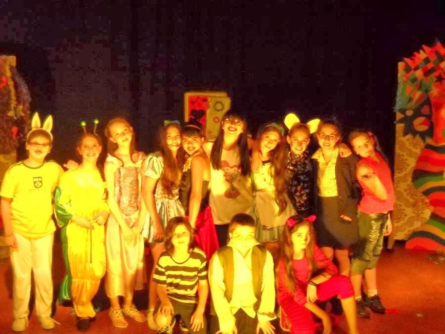 Teatro Adolecentes y Niños 2013