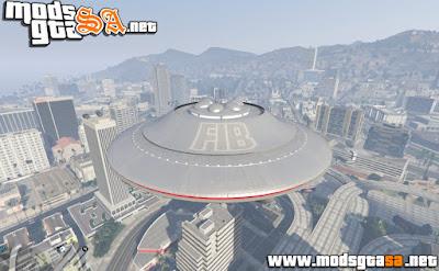 V - Mod UFO para GTA V PC