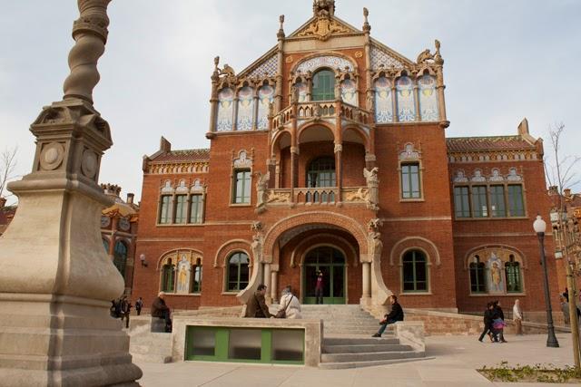 Modernizm w Barcelonie