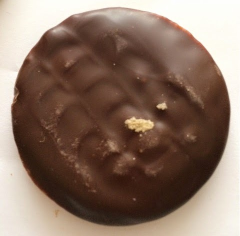 Lidl Sondey brand Jaffa Cake - Delicious