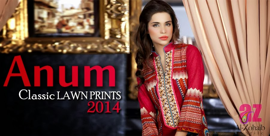 Anum Classic Summer Spring Lawn Collection
