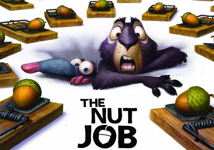 FILM THE NUT JOB TERBARU