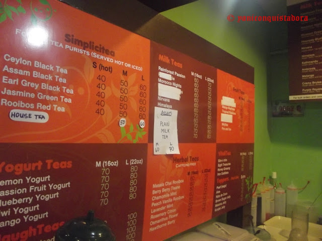 BON APPETEA in Strata 2000 Building, Ortigas Center