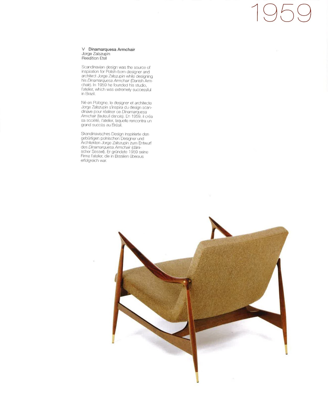 Marvelous Sessel Modern Design Photo Of One Of Our Favourite Books Is Furniture.