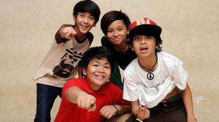 "Foto-Foto Boy Band Coboy Junior ""CJR"" Terbaru"