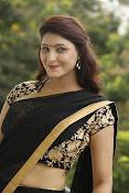 Sagarika glamorous photos in saree-thumbnail-19