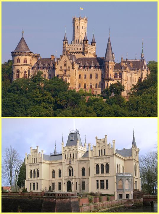 Evenburgo Marienburg