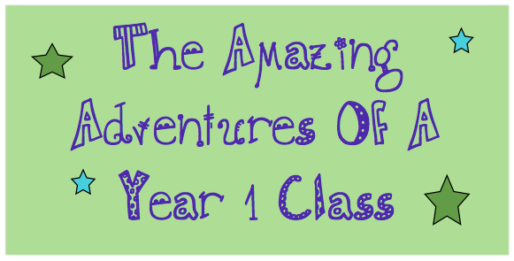 The Amazing Adventures of a Year 1 Class