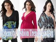 Casual Maternity Dresses 2012 . Maternity Fashion Trends 201213