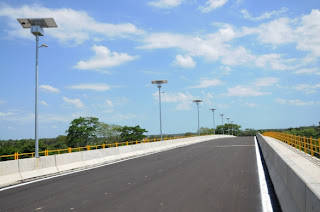 Solar Bridge Mocambinho Will Soon Open