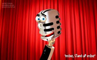 berikut ini sedikit kumpulan naskah stand up comedy :