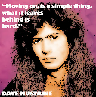 Dave Mustaine Vector quotes