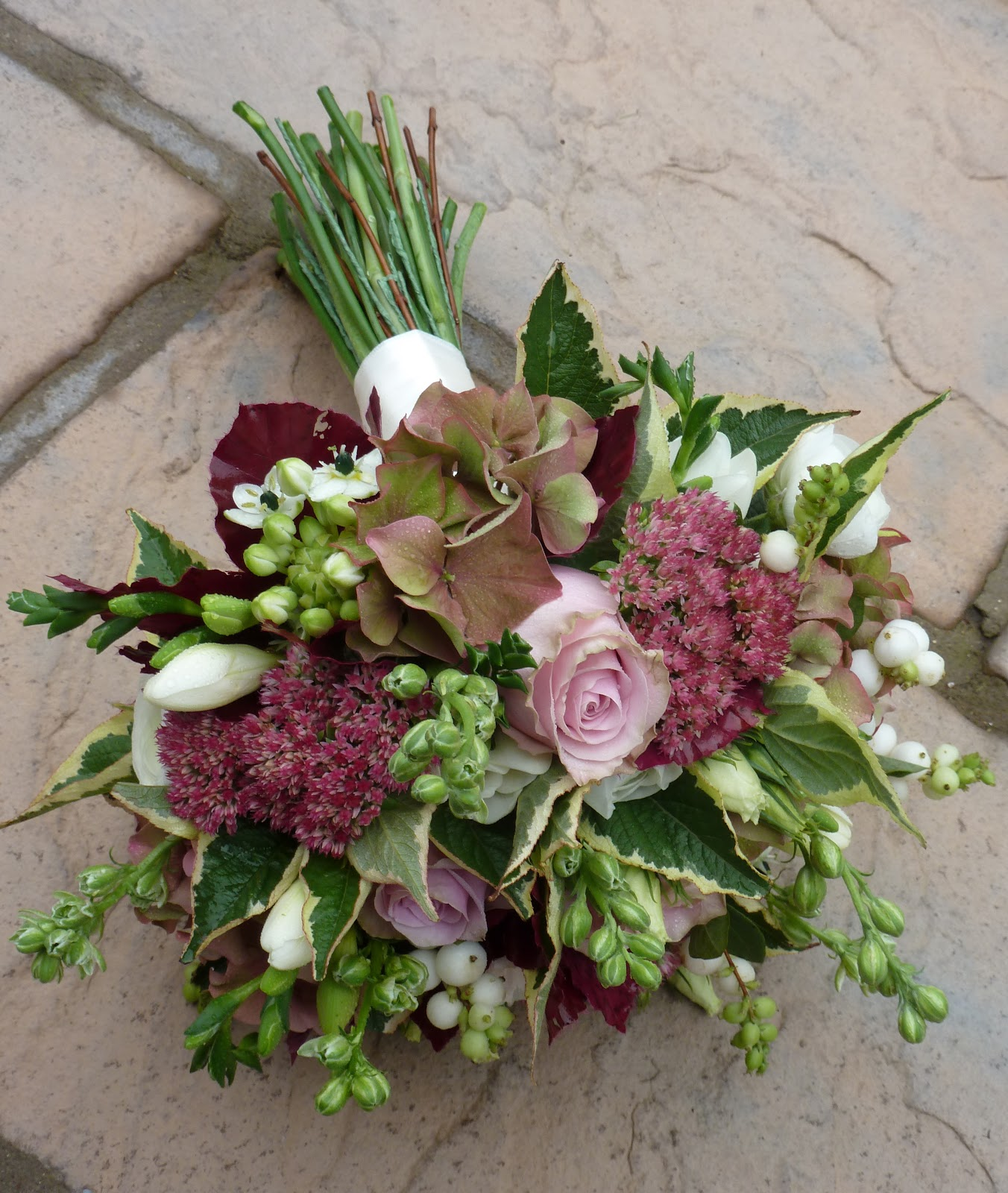 Wedding Bouquets Variety : Katie gilman floristry design vintage pinks