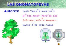 ONOMATOPEYAS