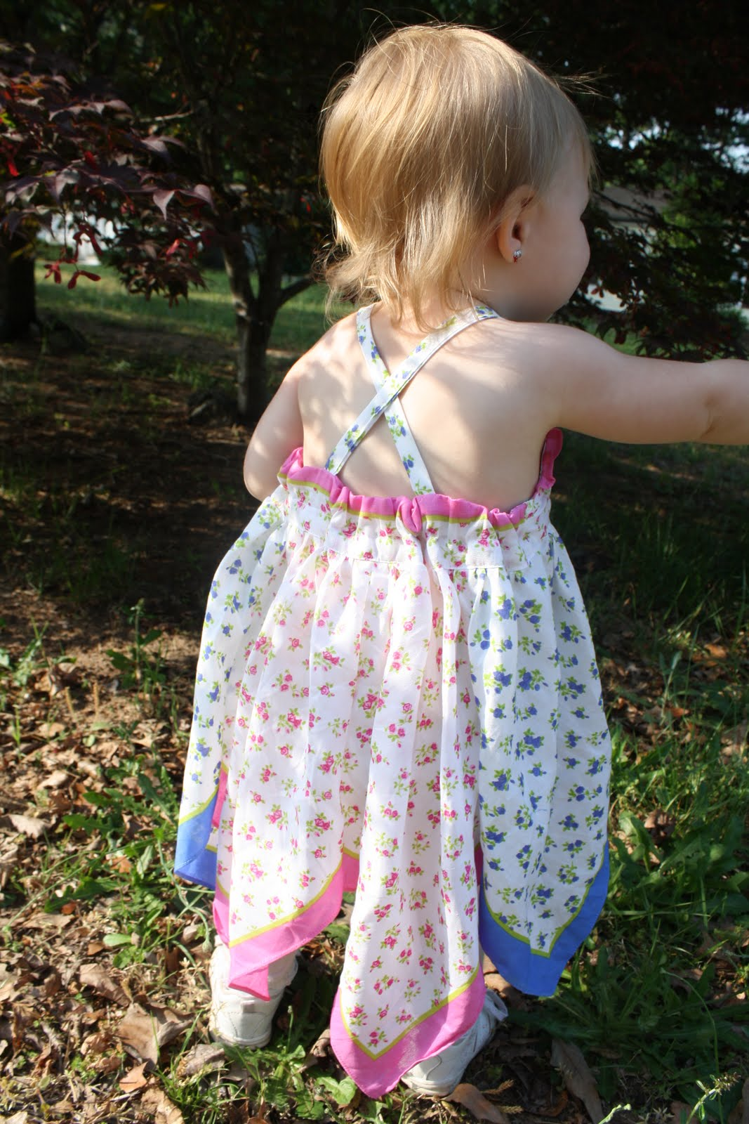 bandana dress pattern - Craft Project, Doll Classes, Craft and