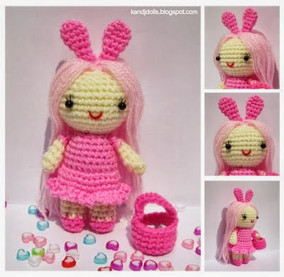 Muñecos tejidos , Amigurumis en crochet. | Crochet desde El Tabo.
