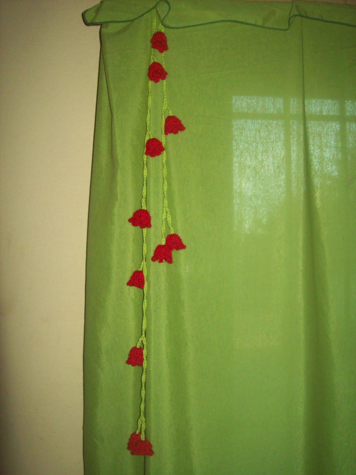 adornos para cortinas imagui