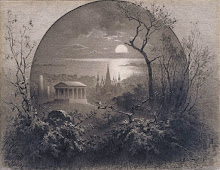 View from Greenwood Cemetery, Brooklyn, 1881