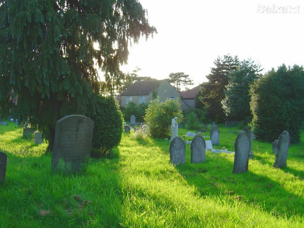 amarrar alguém com terra de cemitério