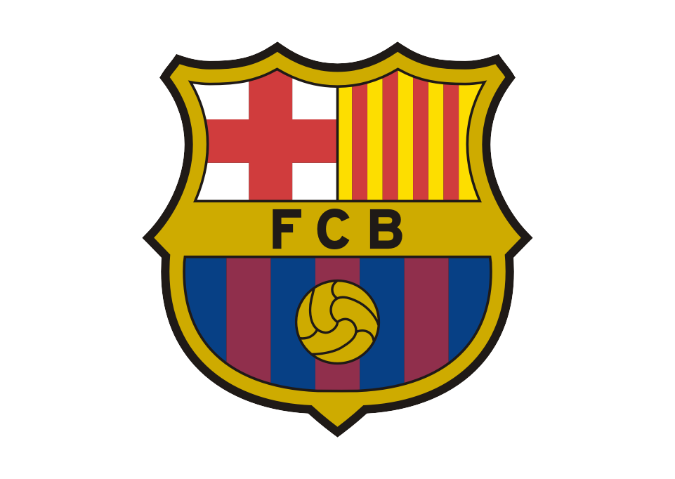 Download Logo Barcelona FC Vector
