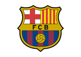 Barcelona FC Logo Vector download free