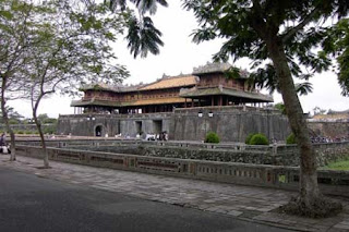 Travel to Hue in Lunar New Year