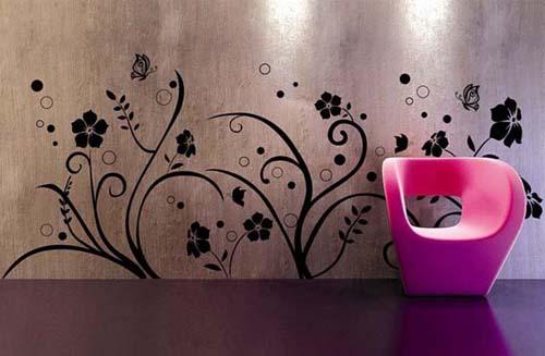 Home wall decoration ideas. | Modern Desert Homes