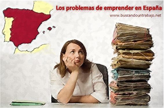 problemas del emprendedor