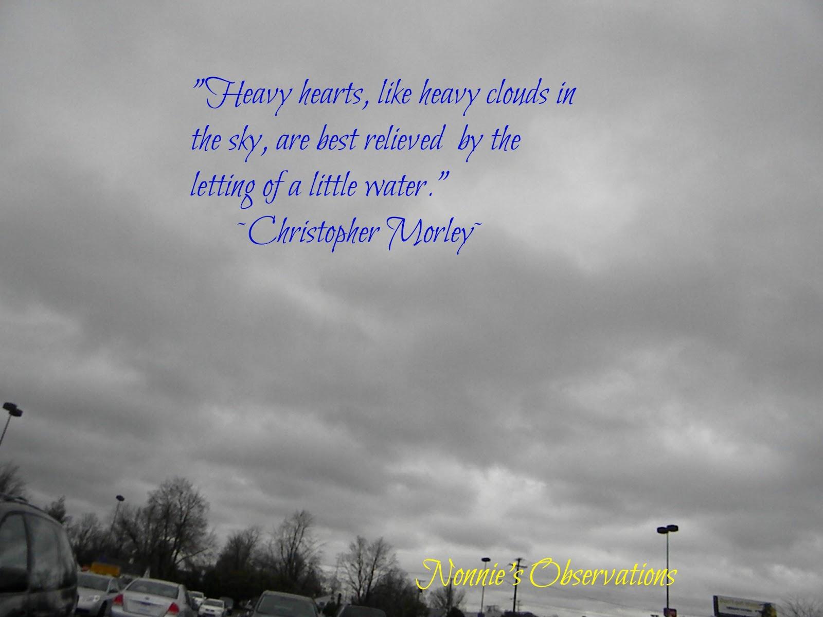 Dark Clouds Quotes. QuotesGram