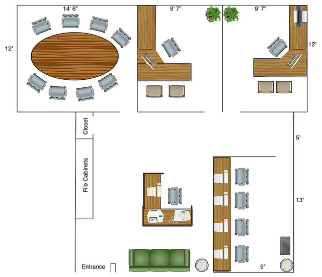 foundation dezin decor different layouts of