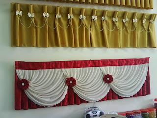 Contoh - contoh curtain yang akan ai belajar.