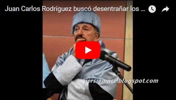 Juan Carlos Rodríguez buscó desentrañar los cauces por los que la burguesía difunde su literatura