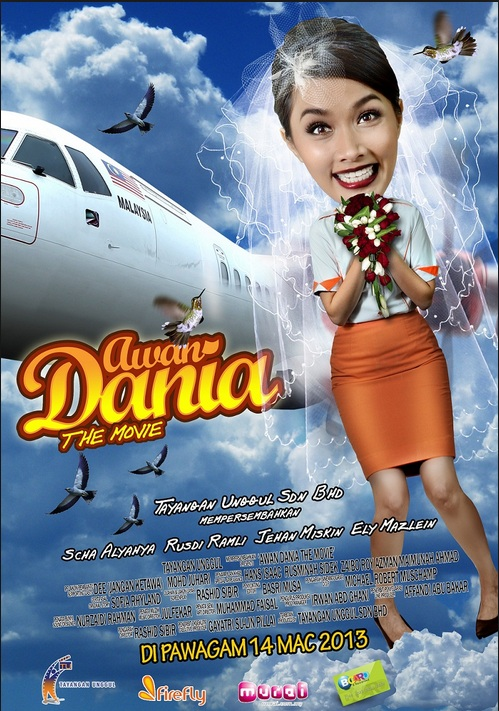 AWAN DANIA THE MOVIE [2013]