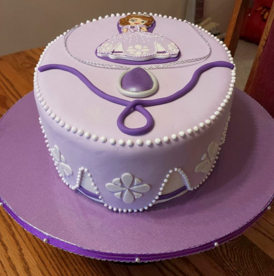 Sofia The First Cake Design Goldilocks : Sofia The First Cake Ideas and Designs